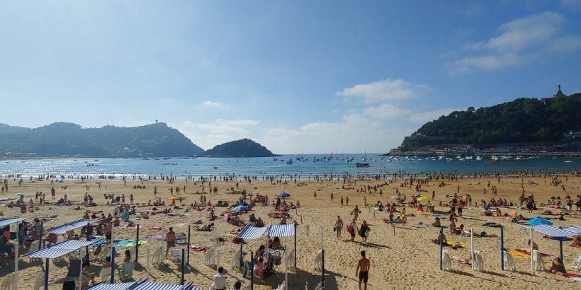 Walking Tour San Sebastian