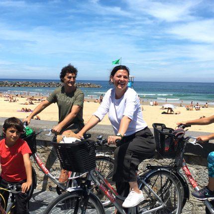 Tour de Bicis con Pintxos San Sebastián