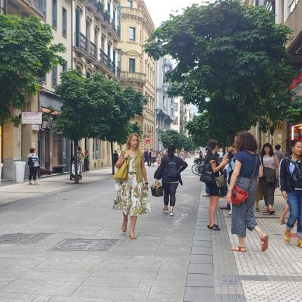 Shopping in San Sebastian Private Tour