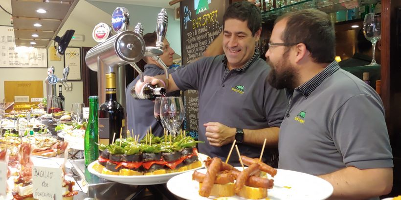Walking and Pintxo Tour San Sebastian