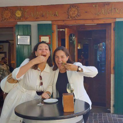 Visita Guiada y Tour de Pintxos Hondarribia